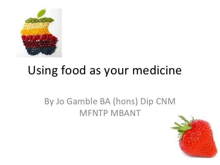 Cancer & Nutrition