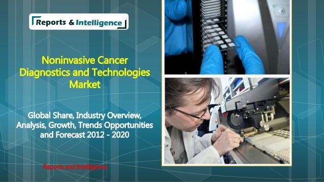 Noninvasive Cancer  Diagnostics and Technologies  Market  Global Share, Industry Overview,  Analysis, Growth, Trends Oppor...