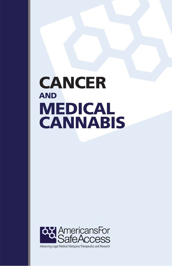 Cancer brochure