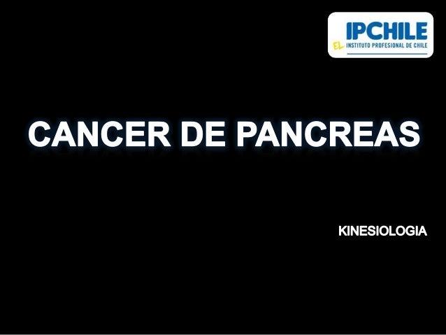 En la actualidad, el carcinoma de páncreas es la séptima causa de muerte por cáncer en chile. Continúa siendo un gran prob...