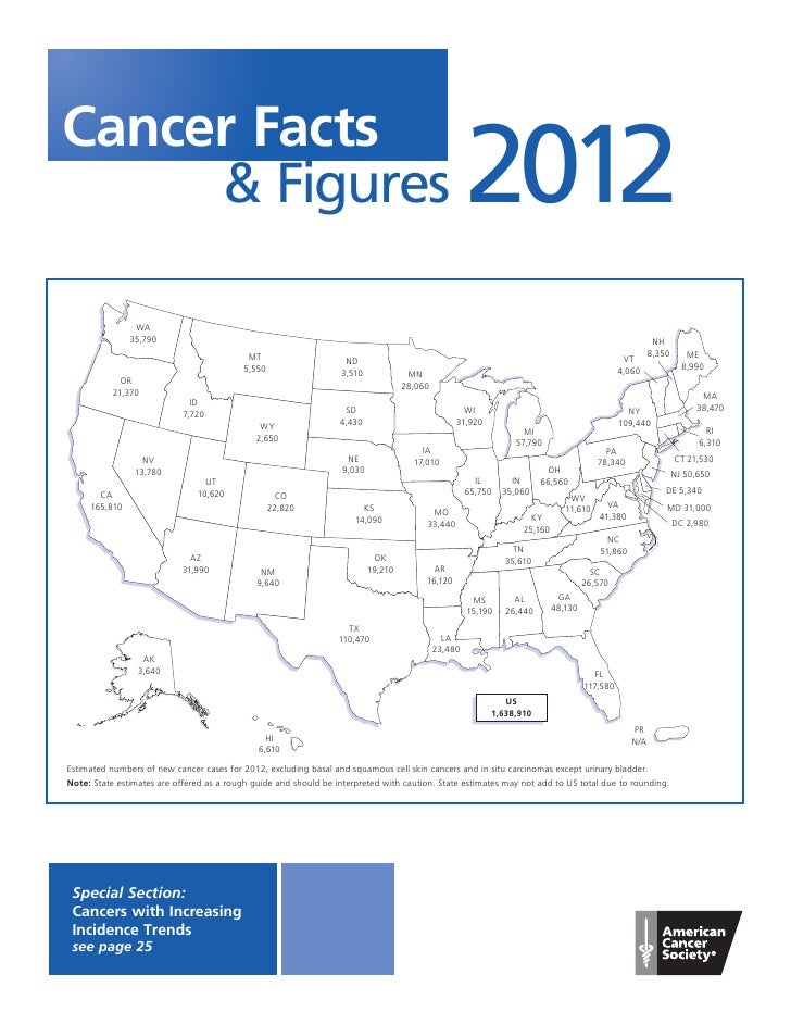 Cancer Facts     &Figures                                                                                        2012    ...