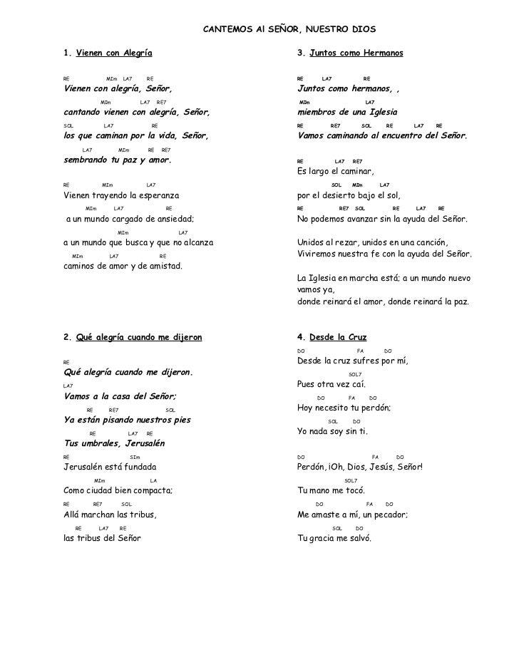 acordes para piano de canciones cristianas pdf free