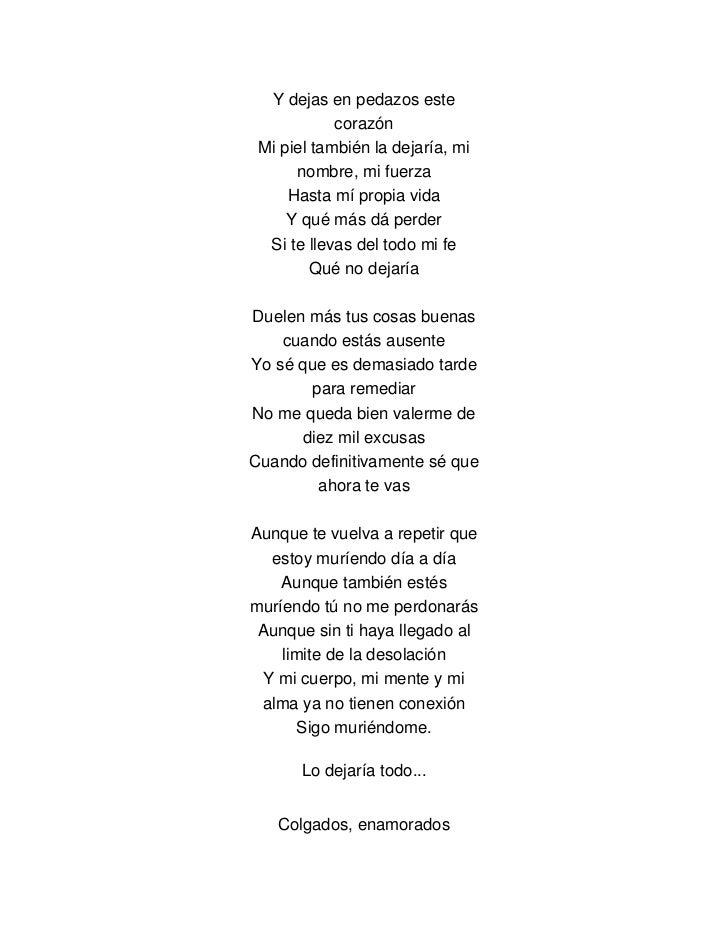El Hijo - Canciones Gringas