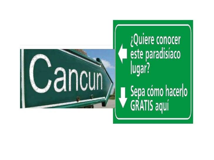RALLY  A Cancun GRATIS