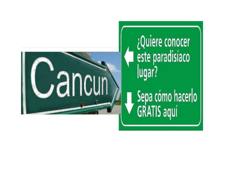 RALLY  A Cancun GRATIS
