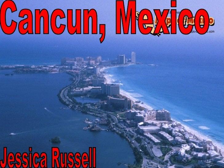 Cancun Mexico Unit 3 .