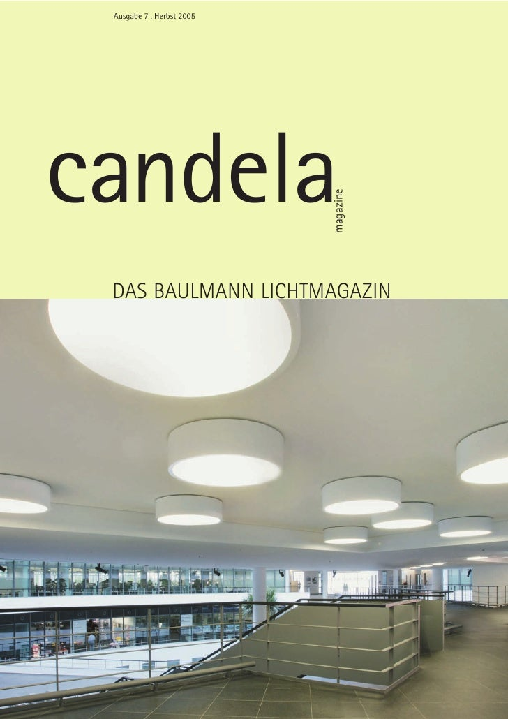 Lighting Magazine - Candela 07