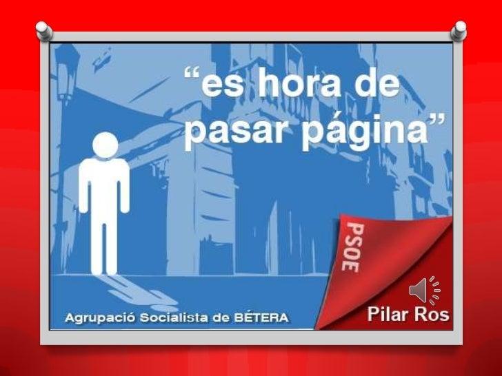 Candidatura 2011