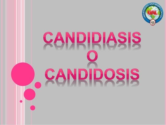  Es una infección primaria o secundaria, causada por levaduras del género Cándida, en las cuales el hongo puede causar le...