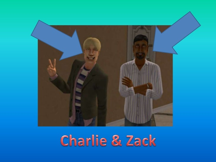 Charlie and Zack Chapter 1