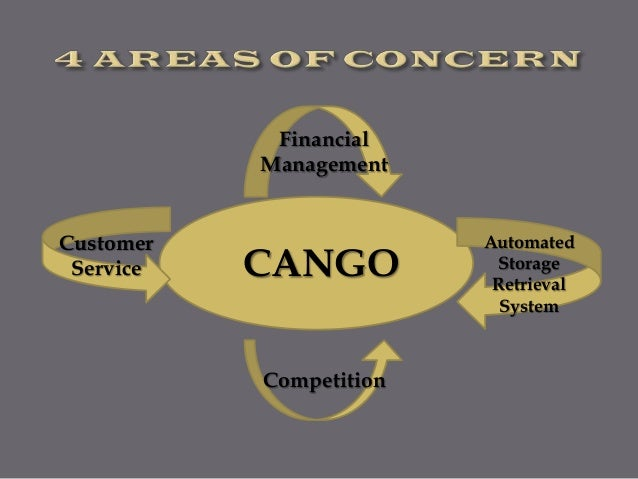 cango issues and recommendations Check out our top free essays on cango week 6 analysis to help specific operations issues and has made recommendations cango has developed into a.