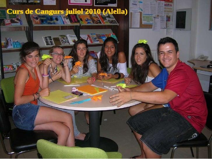 Curs de Cangurs juliol 2010 (Alella)