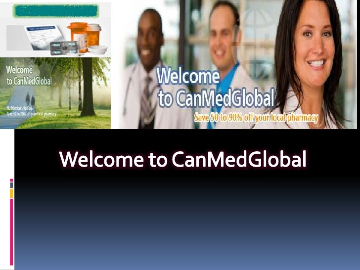 Welcome to CanMedGlobal<br />
