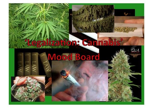 Cannabis mood board