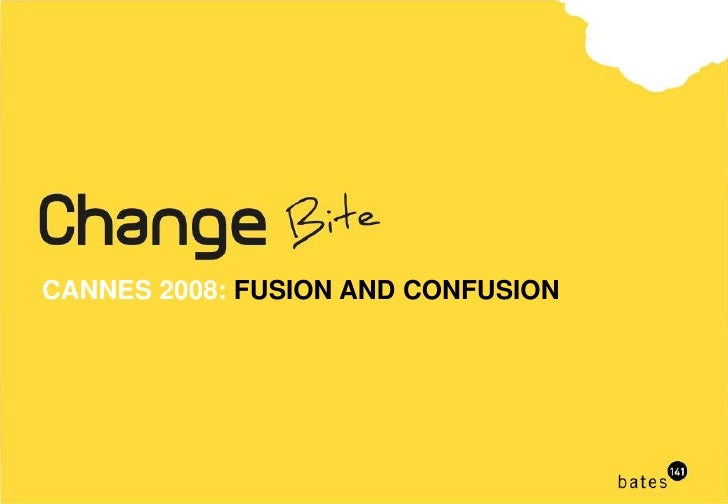 10 Changes in advertising: Cannes 2008
