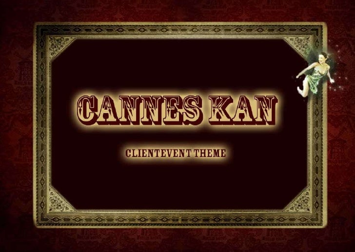 Cannes Kan