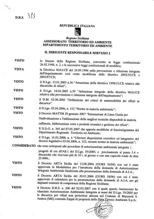 Cannova arch gianfranco rup 2008 salvatore anza' autorizzazione integrata-ambientale2