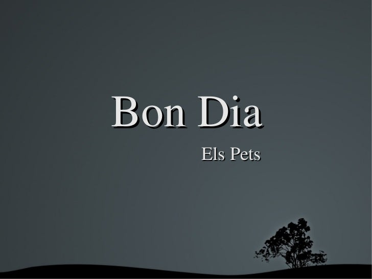 BonDia         ElsPets