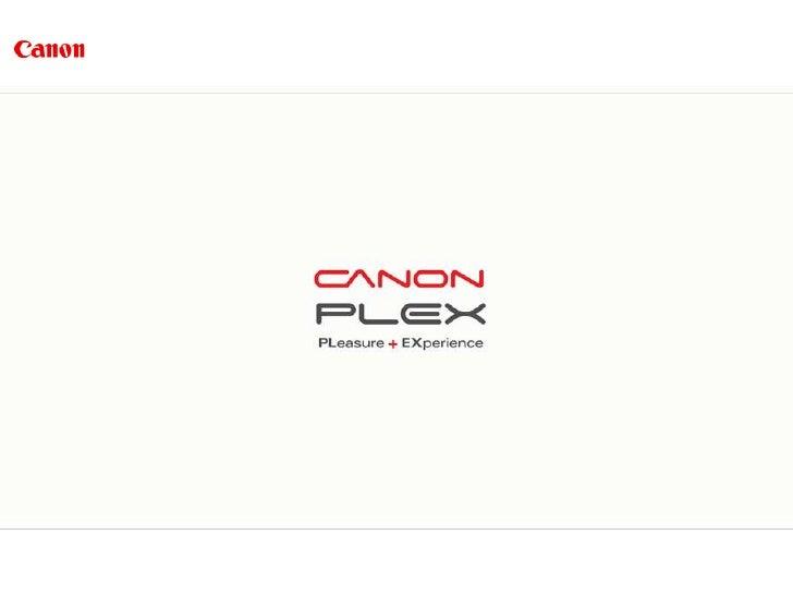 Canon flex