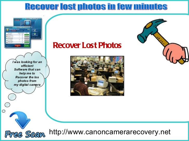 How To Remove http://www.canoncamerarecovery.net I was looking for an efficient Software that can help me to Recover the l...