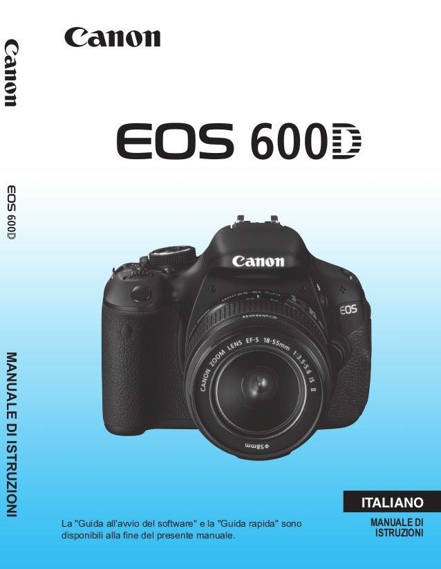 Canon eos 600_d