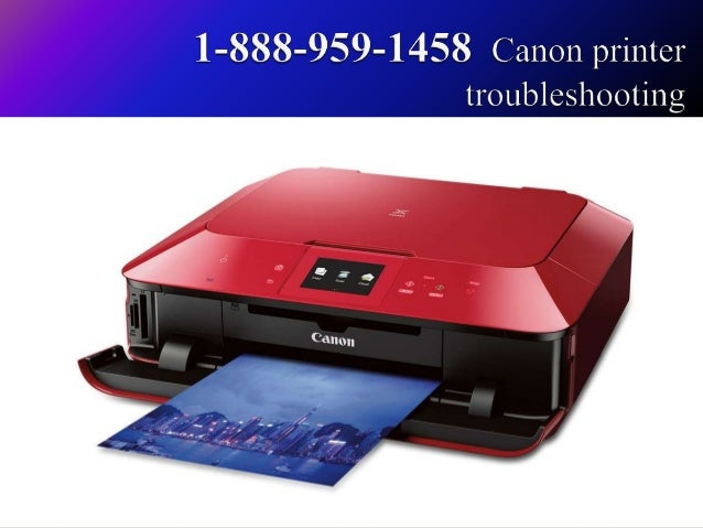 how to fix printer color problems canon