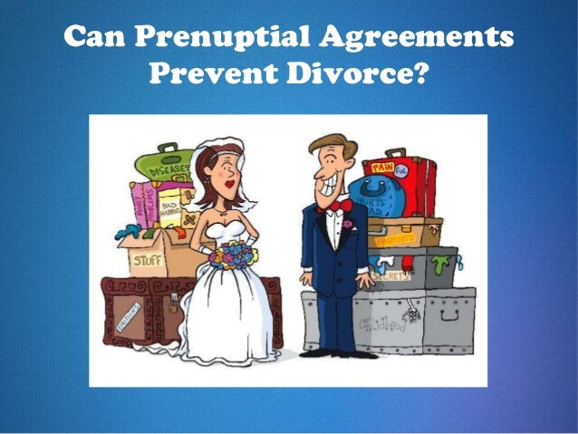 Can Prenuptial Agreements Help Avoid Divorce?