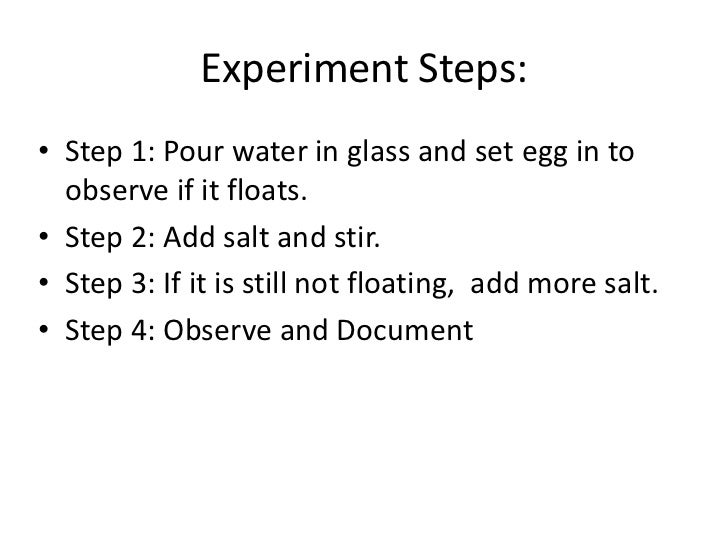 thesis statement on water