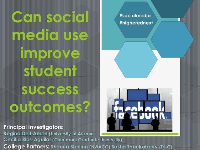 Can social media improve student success.final