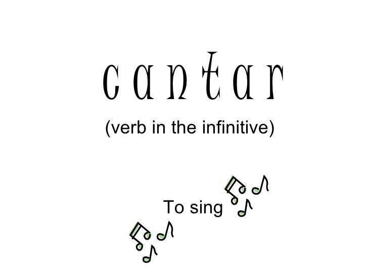 Cantar conjugated