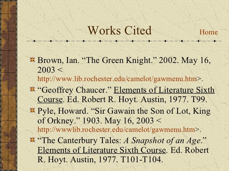 geoffrey chauchers term paper The canterbury tales is the last of geoffrey chaucer's works  these papers were written primarily by students and provide critical analysis of the canterbury.