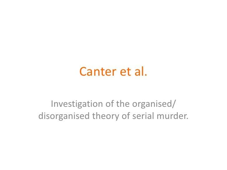 Canter et al.