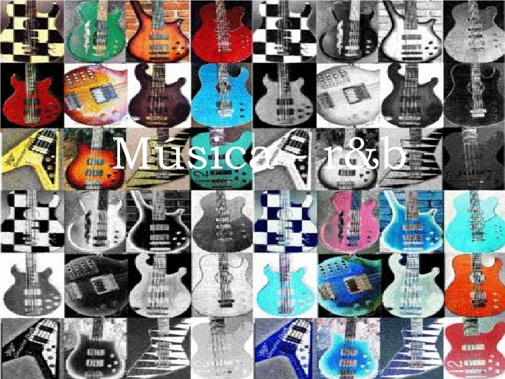 Música - r&b<br />