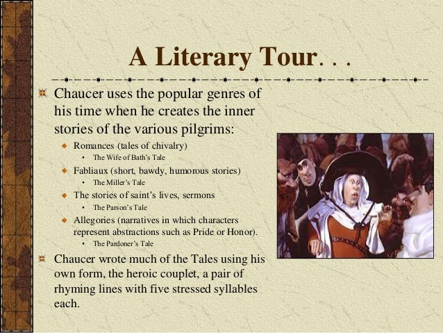 characterization of the pardoner in chaucers the pardoners tale A list of characteristics for each character in the canterbury tales learn with the canterbury tales characters (with all the bad examples chaucer has.