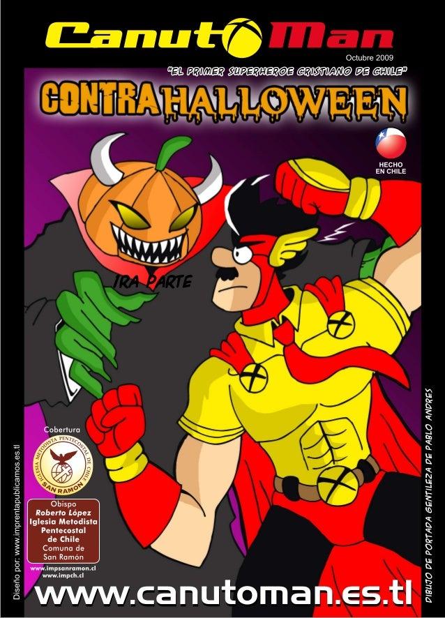 """Halloween: Una peligrosa tradiciónINTRODUCCIÓN                                    """"Para que Satanás no                    ..."""