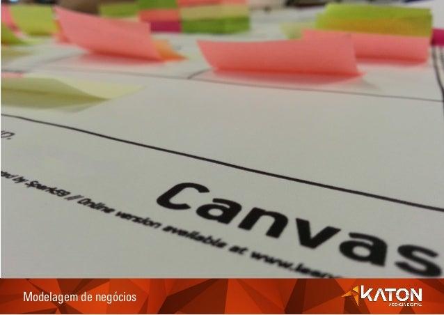 Modelagem de Negócios utilizando o Canvas