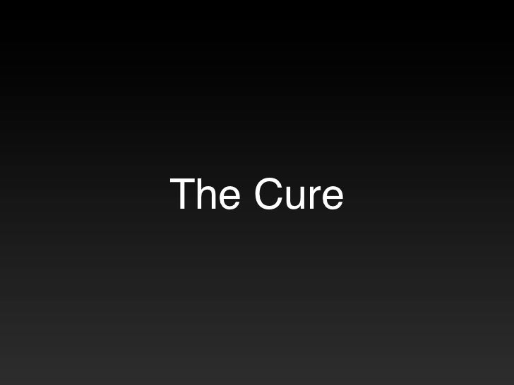 Canvas - The Cure