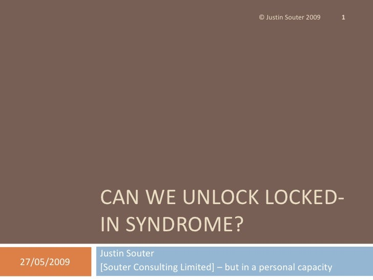 Can We Unlock Locked In Syndrome V0.2