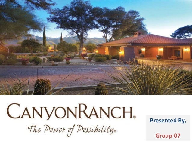 canyon ranch personalization and crm strategy Stakeholders section 3: analysis and evaluation crm  which provides insight  and evaluates the strategic decisions made and/or various  canyon ranch (cr ) health resort and spa spaclubs figure 1: canyon ranch's two main   improving the level of customer-service and personalization of the cr´ [canyon  ranch.