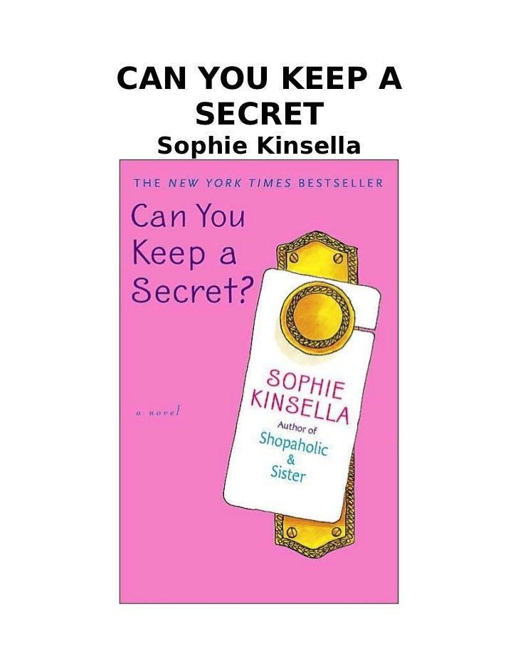 Can you keep_a_secret