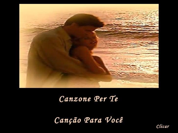 Canzone Per Te2   Juliana Ramires