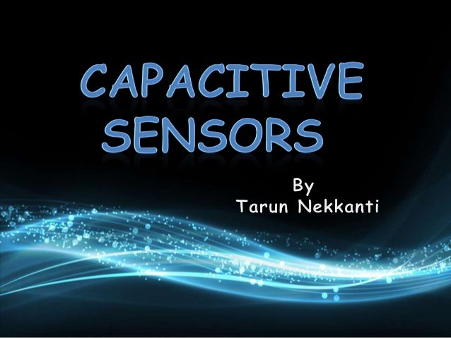 •A sensor; is a device that measures a physical or abstractquantity and converts it into a signal which can be read byan o...