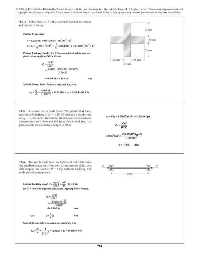 resmat exercicios resolvidos pdf