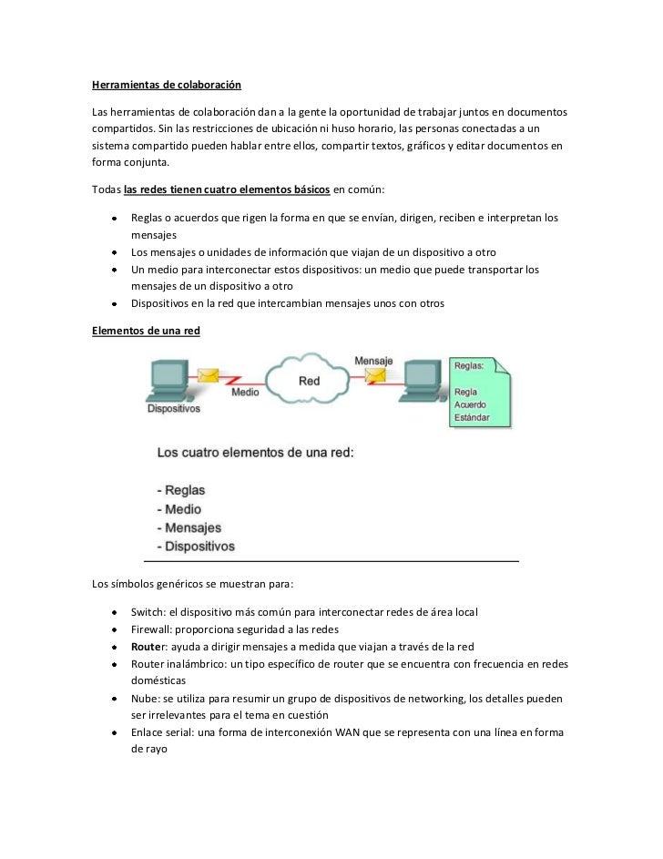 Resumen del capitulo uno del curso ccna1