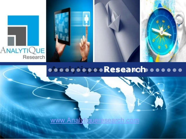Capability presentation of analytique research