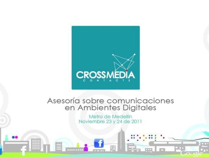 Comunicación en entornos digitales