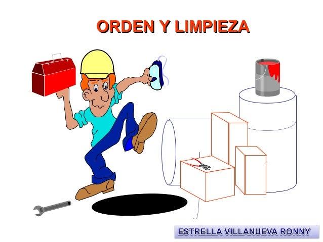 Capacitaci n orden y limpieza for Ina virtual de empleo