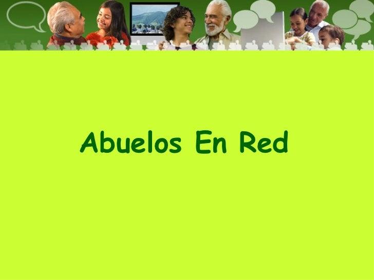 Abuelos En Red