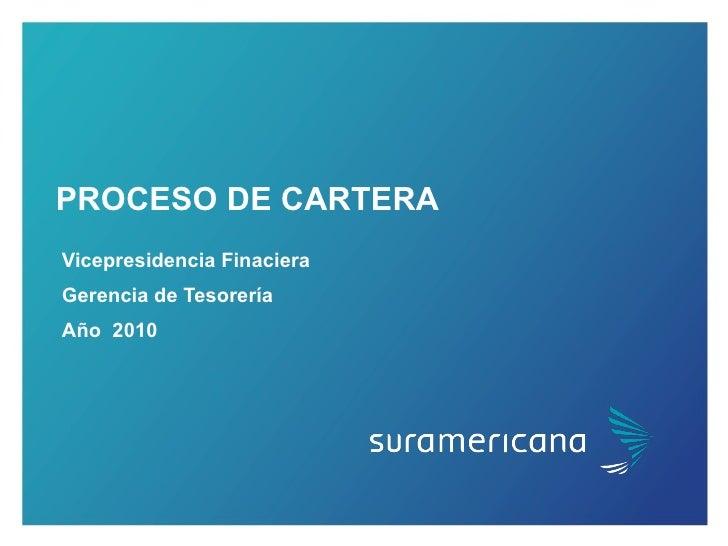 Capacitacion Cartera Asesores2010