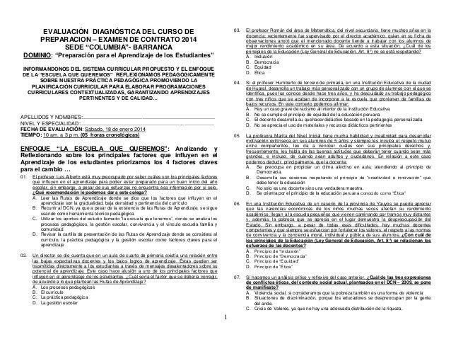 Capacitaciones columbia barranca sabado  18 enero 2014